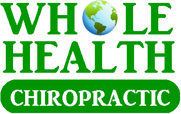 whole health chiropractic logo