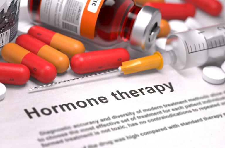 hormone therapy shots